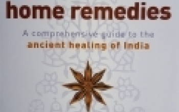 Ayurvedic Home Remedies - The Complete Book - Book Cover